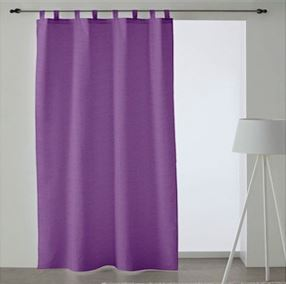 Cortinas trabillas